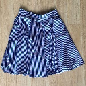 American Apparel Skater Skirt.